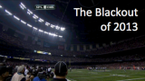 Be Happy! The Super Bowl Blackout was a Collectable Experience